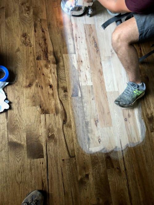 Hardwood Floor Sanding Charlotte Nc Zack Hardwood Flooring