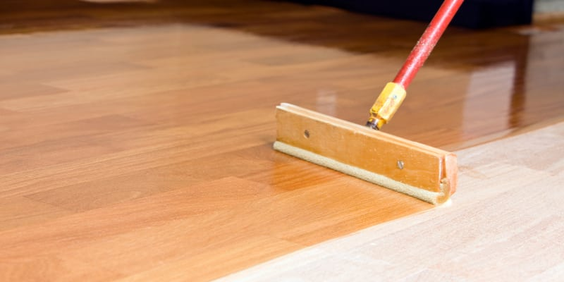 Hardwood Floor Staining in Charlotte, North Carolina