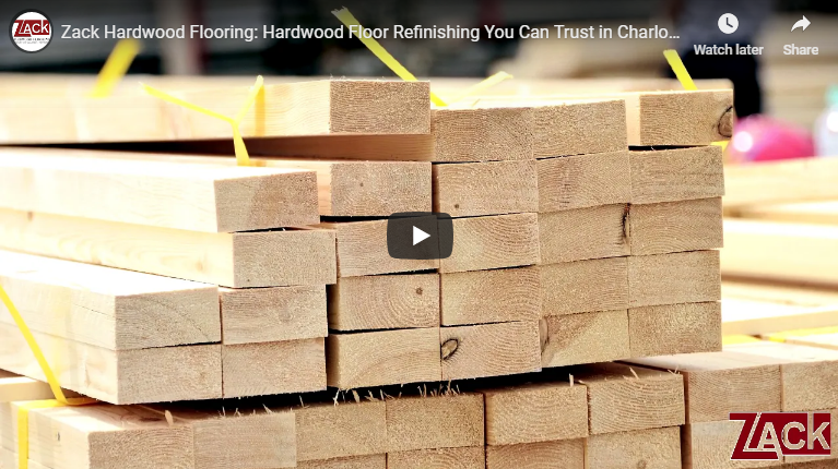 Zack Hardwood Flooring: Quality Hardwood Floor Refinishing in Charlotte, NC