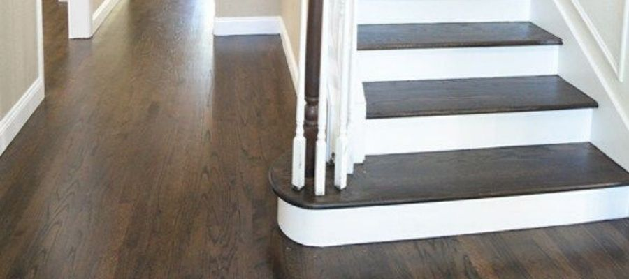 Wood Stairs Remodeling Archives - Zack